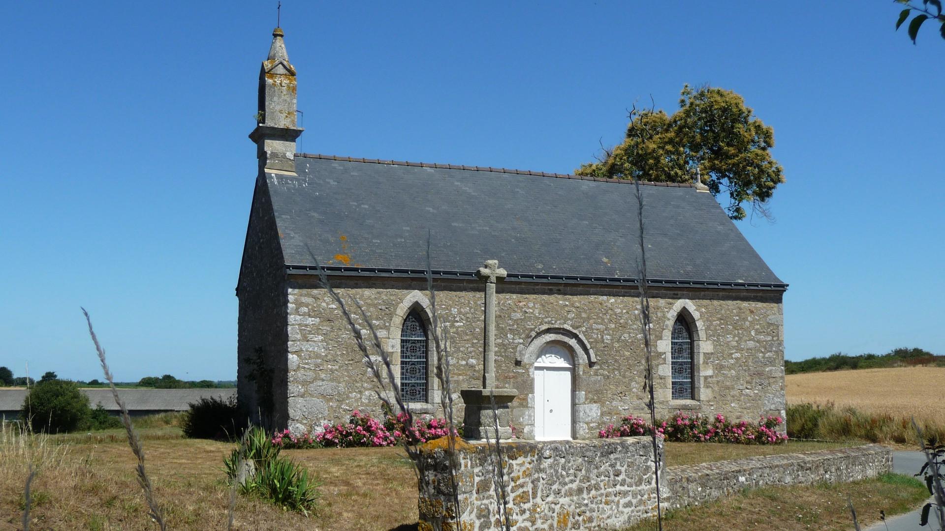 La chapelle Saint-Malo Bréhand