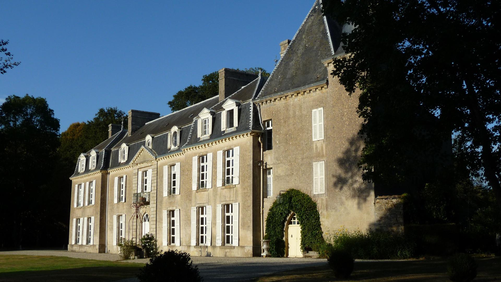 Château de Bogard Quessoy