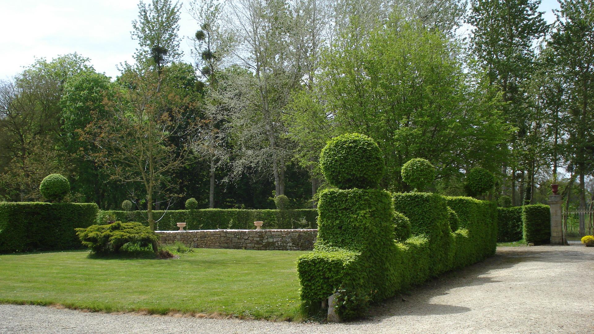 Le Parc Du Château